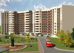 Щасливі власники квартир у новобудові на Київській роблять ремонти та заселяються в нове помешкання