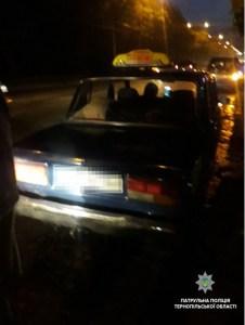 По  Тернополю їздять п'яні таксисти?