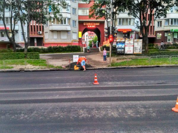 Завтра у Тернополі перекриють рух транспорту на важливій вулиці