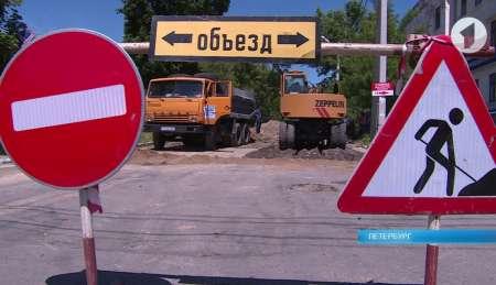 Новые ограничения движения вступят в силу в Петербурге 4 июня