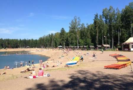 Где безопасно купаться в Ленобласти в 2018 году рассказали в Роспотребнадзоре