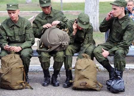 Министерство обороны России изменит правила призыва на срочную службу