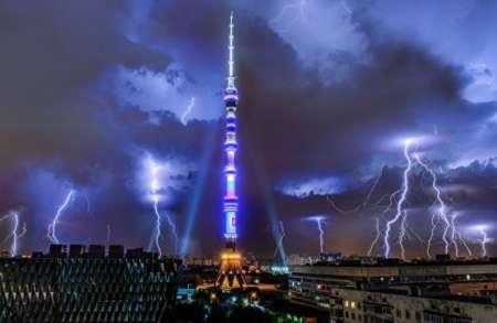 МЧС предупреждает о грозе и сильном ветре в Подмосковье 12 июня