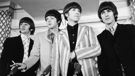 В Японии нашли десятки неизвестных фотографий The Beatles