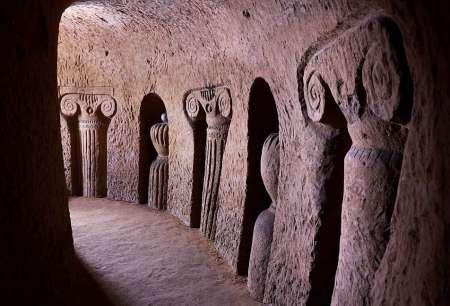 В Армении открыли подземный храм глубиной в 7 этажей, созданный одним человеком