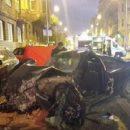 Смертельна аварія у Польщі: п'яний 20-річний українець зачепив три будинки і два автомобілі (ФОТО)