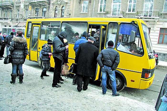 Проїзд в тернопільських маршрутках подорожчає аж до 9 гривень