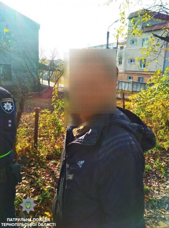 У Тернополі хлопець хотів дати патрульним 500 грн хабара