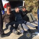 """Затримали банду, яка у Тернополі грабувала """"валютників"""" (ВІДЕО)"""