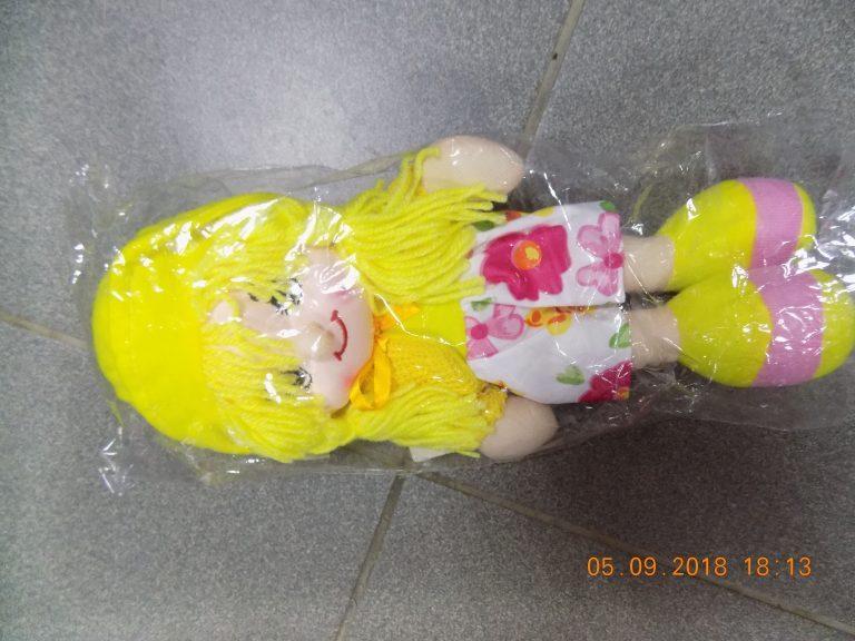 На Тернопільщині продавали небезпечні ляльки (ФОТО)