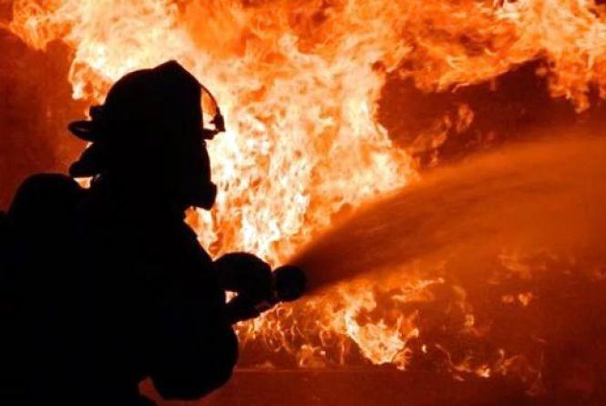 Страшна смерть на Тернопільщині: у вогні загинув чоловік