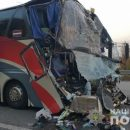 У ночі трапилась смертельна аварія з учасниками гумористичного шоу (ФОТО, ВІДЕО)