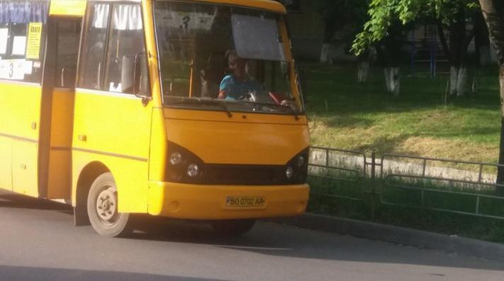 Тернополянин викрав гроші у водія маршрутки