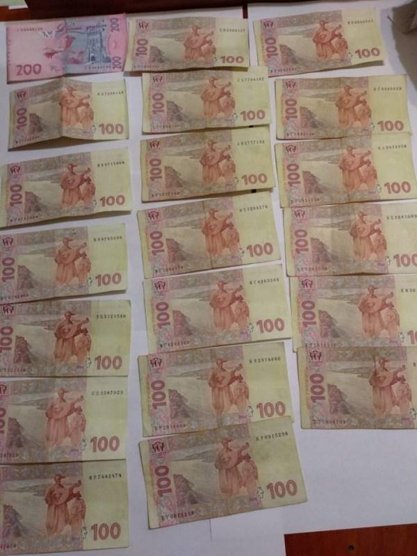 У Тернополі співробітники СБУ спіймали на хабарі слідчого поліції (ФОТО)