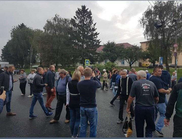 Автодорога у селі Озерна стала безпечнішою