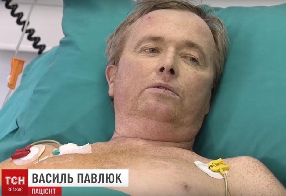 Чоловікові з Тернопільщини провели операцію із вживлення штучного серця (ВІДЕО)