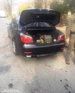 На BMW і під кайфом: поліція затримала наркодилера?