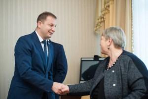 Степан Барна підписав важливий документ