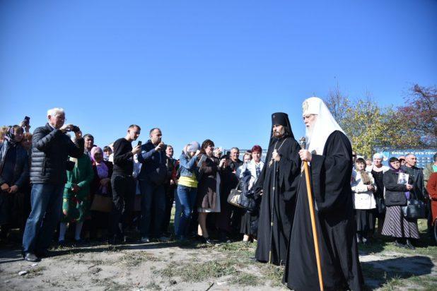 Філарет уже на Тернопільщині
