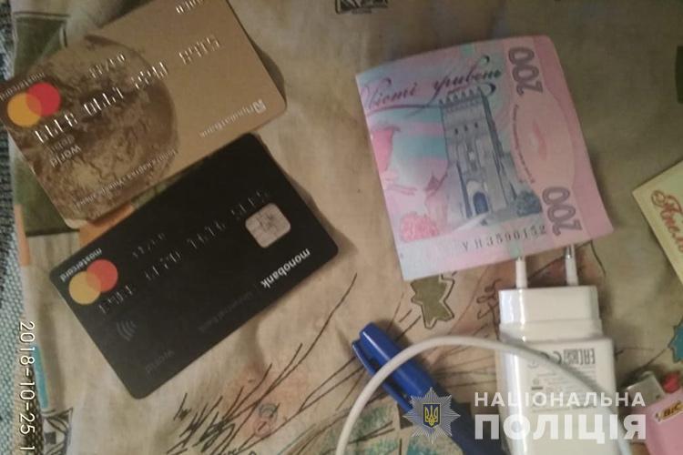 Затримали злодіїв, які наробили біди на всій території України (ФОТО)