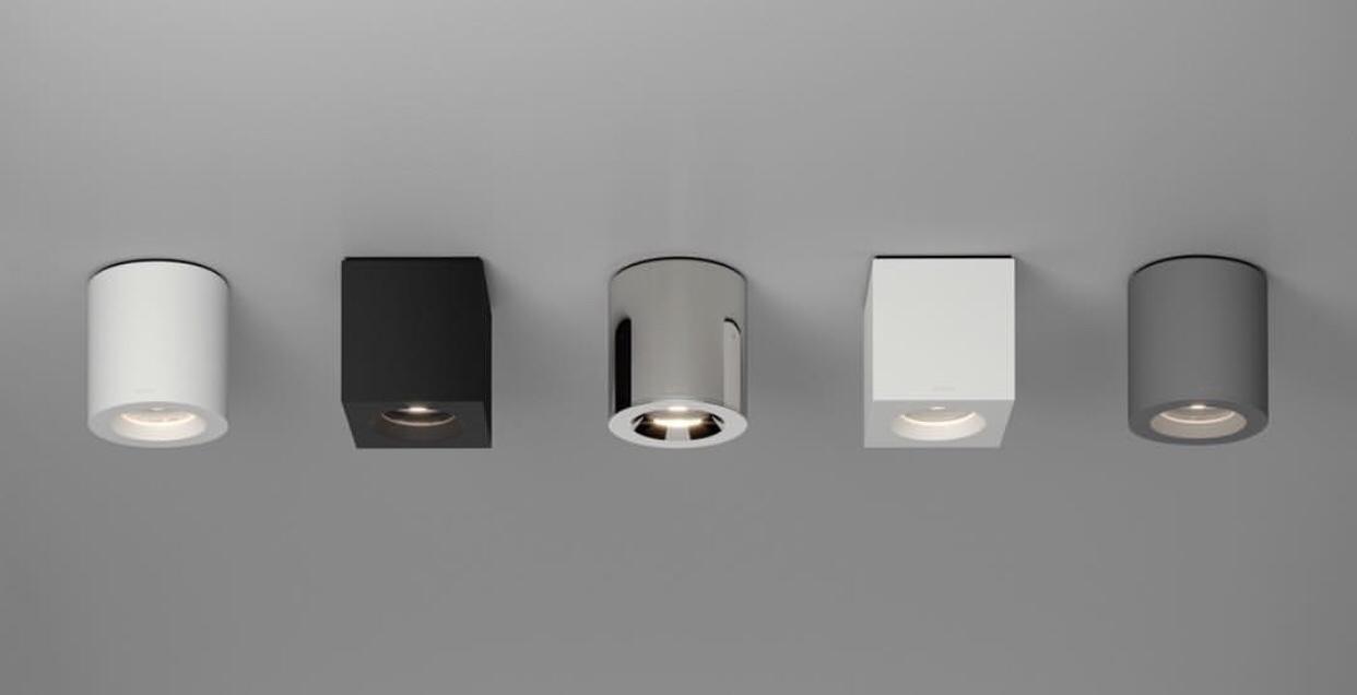 Точкові світильники — акцент на деталі