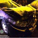 У Тернополі аварія через п'яного водія (ФОТО)