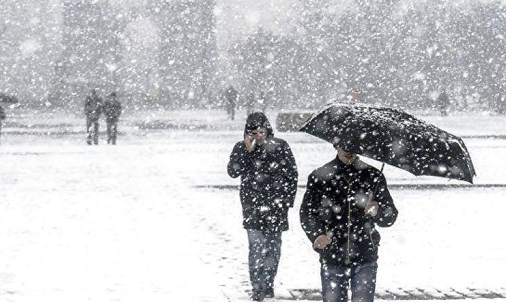 Несприятливі погодні умови: сильний сніг та ожеледиця