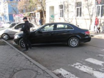 У Тернополі водіям-порушникам залишають попередження