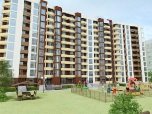 У Тернополі можна самостійно проектувати квартиру в новобудові
