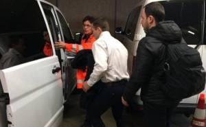 Додому в наручниках: Микола Гута потрапив в руки українських правоохоронців