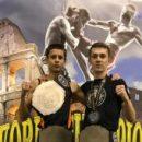 Майстри тайського боксу з Тернополя здобули перемогу  в Італії