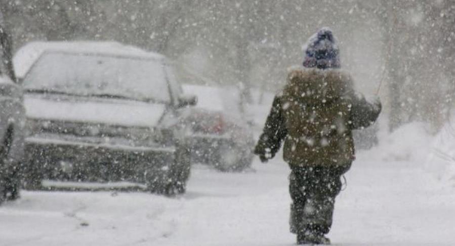 На Тернопільщині очікують погіршення погодних умов. Водії просять бути обережними