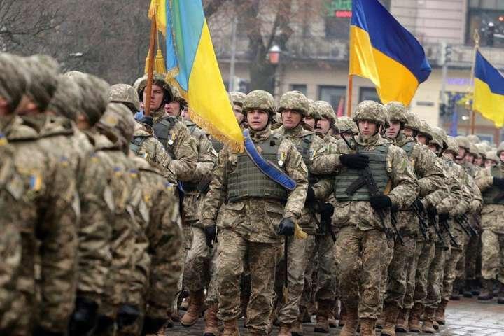 Пенсії для українських військових зростуть удвічі