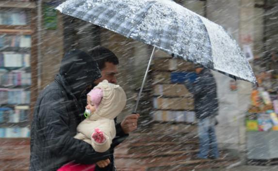 Циклон несе на Тернопільщину гидку погоду