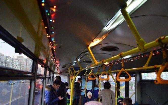 На Новий рік транспорт у Тернополі їздитиме до ранку