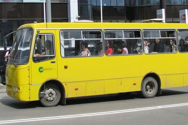 Маршрутки уже їздитимуть і до деяких сіл біля Тернополя (ВІДЕО)