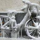 Після снігопадів на Тернопільщину навідаються морози