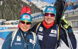 Дві тернополянки вийдуть на старт етапу Кубку світу у Словенії