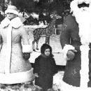 У Тернополі показали фото Діда Мороза і Снігурки, якому уже півстоліття (ФОТО)