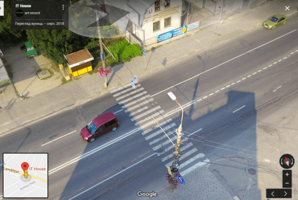 """У Тернополі хочуть встановити """"лежачого поліцейського"""" на тому місці, де гинуть люди"""