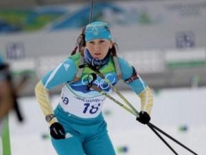Олена Підгрушна провела найкращу гонку за останній рік