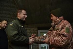 Степан Барна вирушив з гостинцями до воїнів на Схід