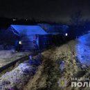 Смертельна аварія на Теребовлянщині: поліція з'ясовує, чому перекинулася вантажівка (ФОТО)