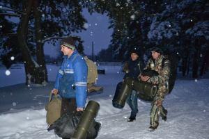 З понеділка розпочнуться в Україні розпочнуться збори резервістів ЗСУ