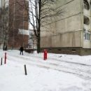 Тернопільські комунальники демонтували самовільно встановлений шлагбаум