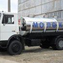 """ДТП на Тернопільщині: молоковоз """"ДАФ"""" перекрив дорогу"""