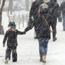 На Тернопільщині розгулявся атмосферний фронт