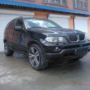"""На Тернопільщині викрали позашляховик """"BMW X5"""""""