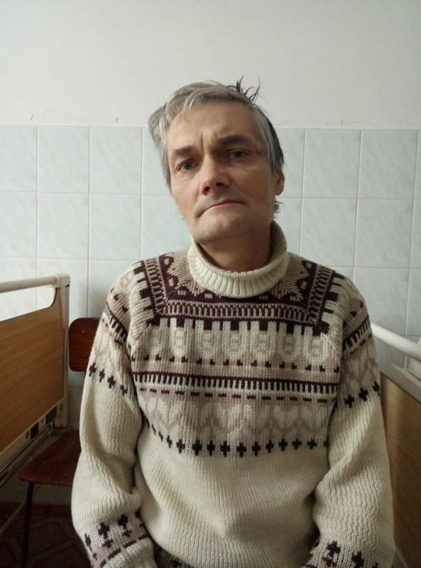 На Тернопільщині виявили чоловіка, який не знає хто він