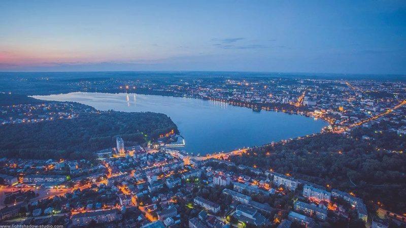 Блогер з Росії визнав Тернопіль кращим містом